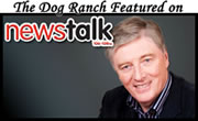 The Dog Ranch featured on News Talk radio